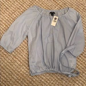 GAP top.  NWT.